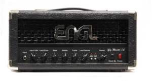 ENGL Gigmaster Head E315 15 Watt Electric Guitar Head