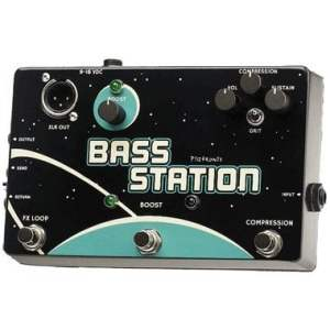 Pigtronix BSC Bass Station Pedal