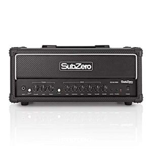 SubZero SA100H 100W Solid State Guitar Amplifier Head