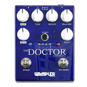 Wampler The Doctor Lo-Fi Ambient Delay Pedal