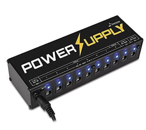 Donner DP1 Effect Pedal Power Supply