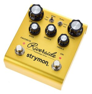 Riverside Multistage Drive Effect Pedal by Strymon