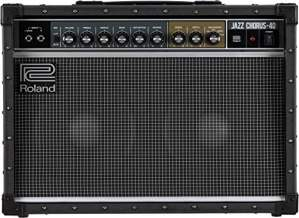 Roland JC-40 Jazz Chorus Guitar Amplifier Combo