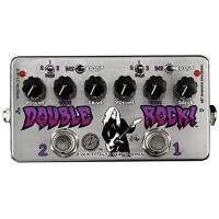Vexter Double Rock Distortion Boost FX Pedal by Zvex
