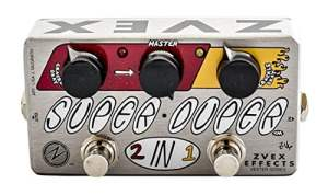 Vexter Super Duper Overdrive FX Pedal by Zvex