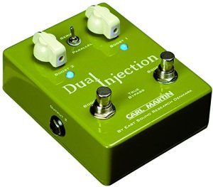 Carl Martin Dual Injection Double Boost Pedal