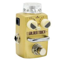 Hotone Skyline GOLDEN TOUCH Overdrive Guitar Pedal Effect Stomp Box