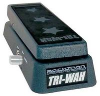 Guitar and Bass Wah Pedal - Boutique Guitar Effect Stomp Box