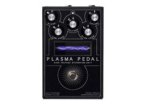 Video Review : PLASMA High Voltage Distortion Guitar Pedal by Gamechanger Audio