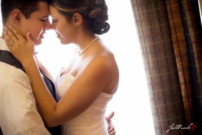 Wedding reception of Nathan and Savannah at the Hilton Pivot Point in Yuma, Arizona