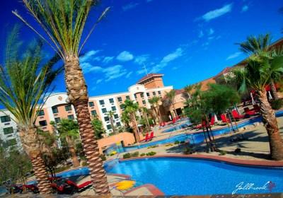 Quechan Casino Pool Pictures in Winterhaven, California