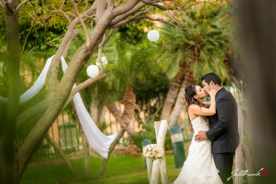Wedding photography in Yuma, Arizona. The Wedding pictures of Grecia and Diego.