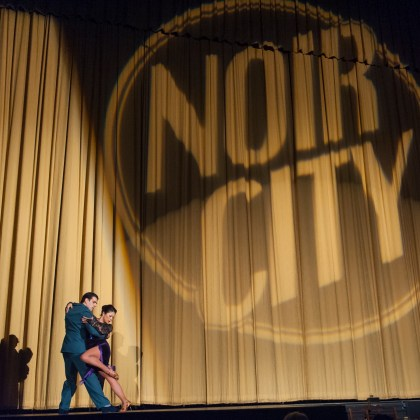 Noir City Film Festival with Fernando Lores 2016. Photo Credit: David Allen