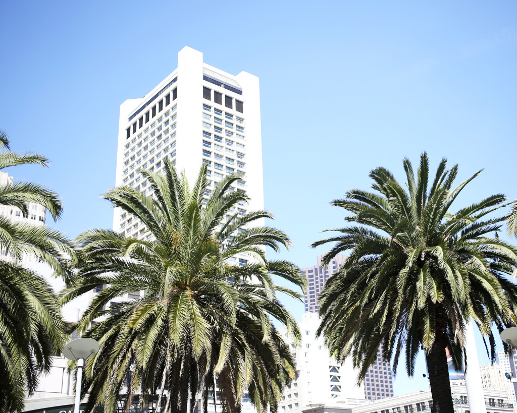 Hip hotels in San Francisco