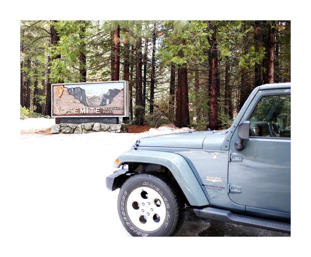 Yummertime takes Getaround to Yosemite
