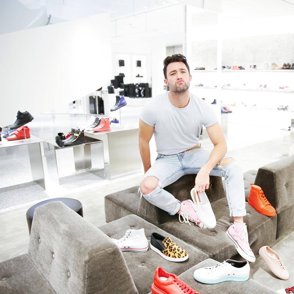 Men's shoes in San Francisco