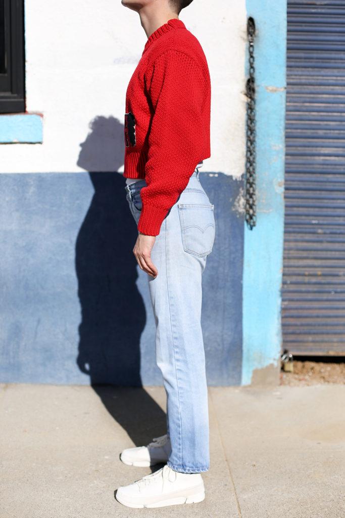 Raf Simons sweater