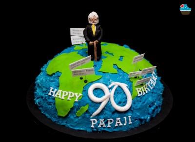 90 years World tour