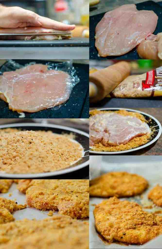 Images about makings keto chicken parmesan