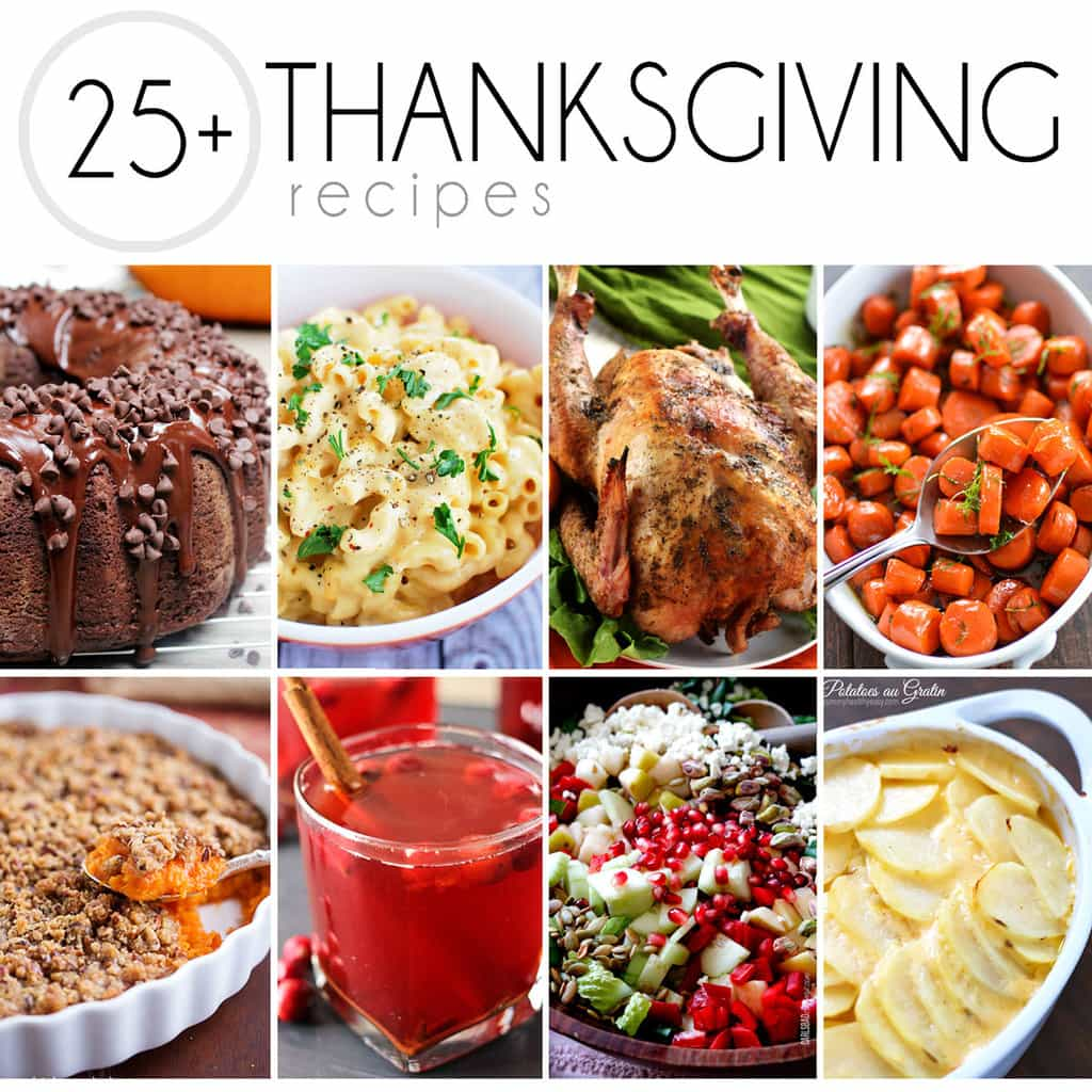 25 Thanksgiving Recipes You Need To Make