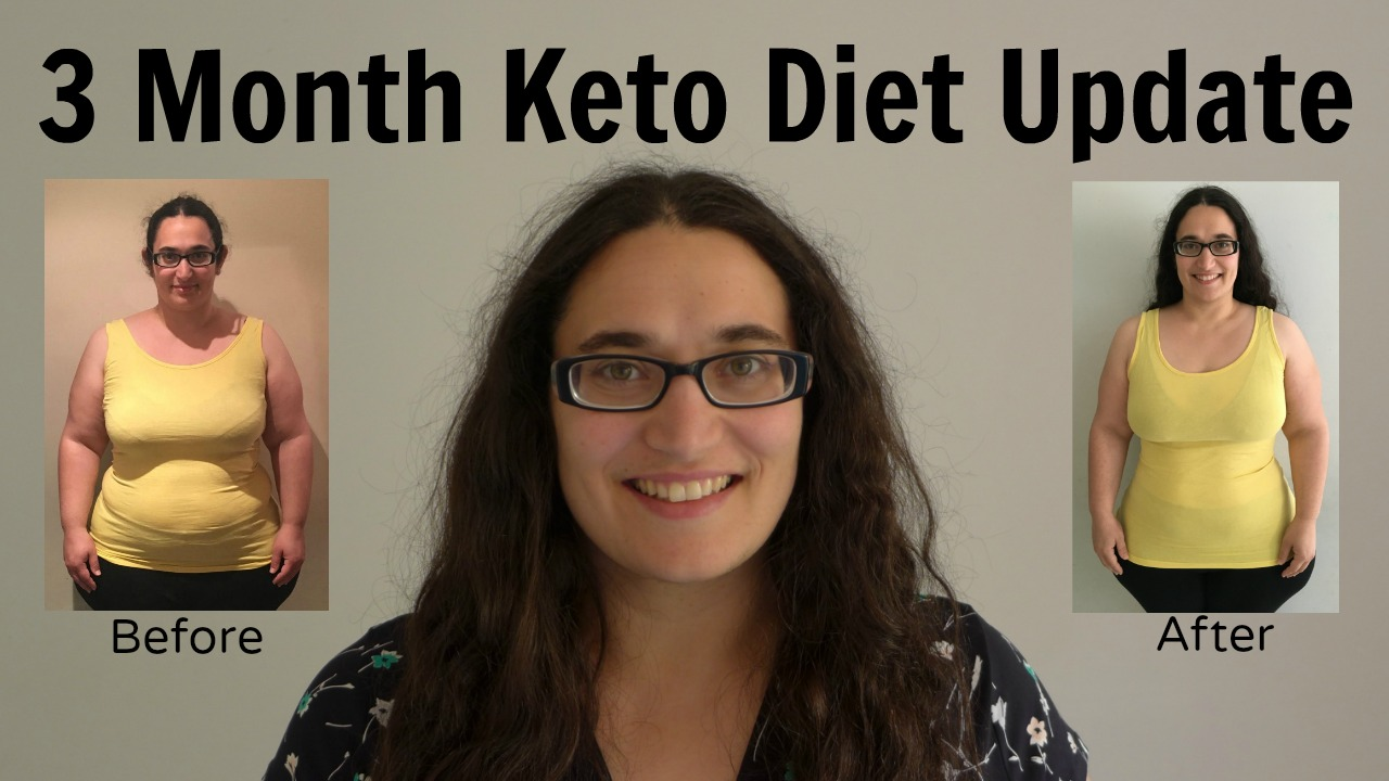 diet weight loss update before and after pictures ketogenic