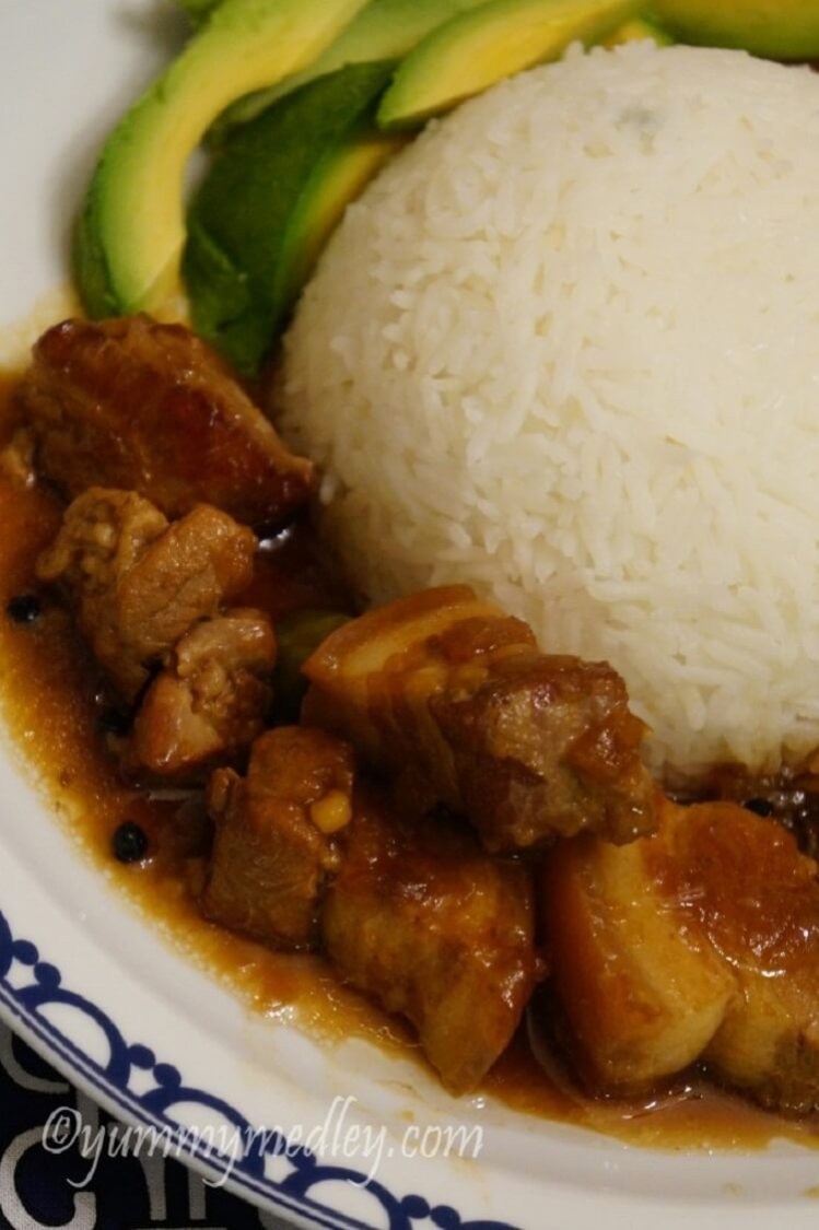 Spicy Pork Adobo: Simple and Delicious!