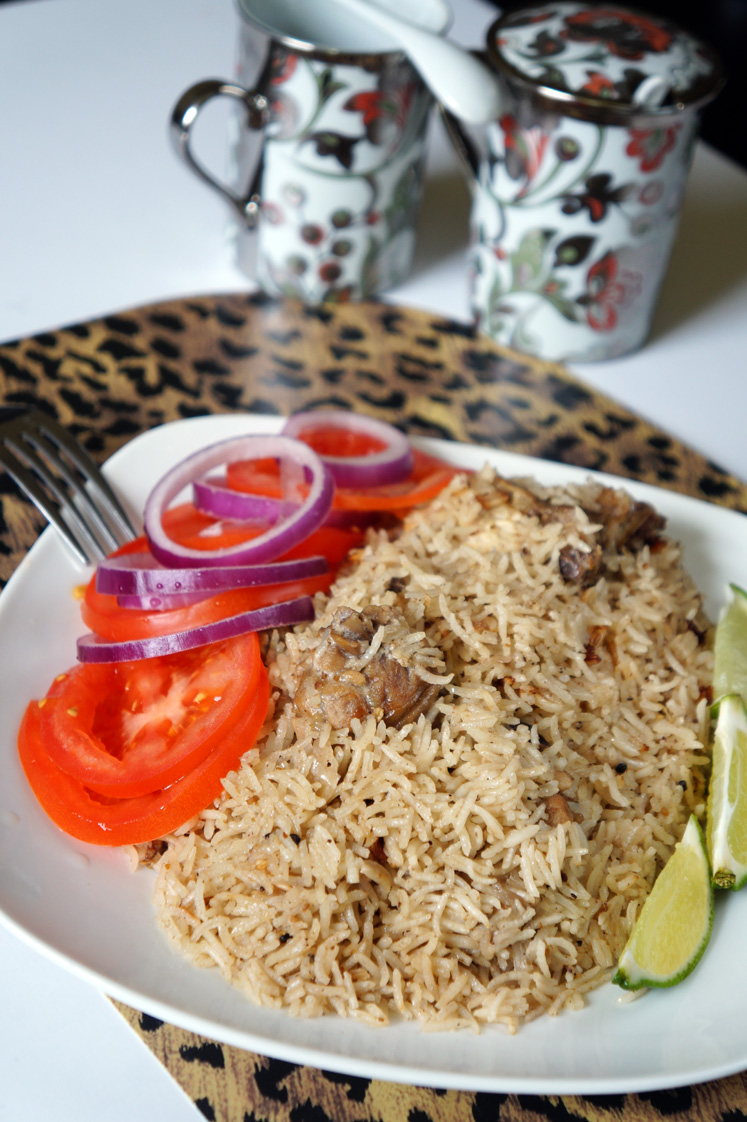 Kenyan Chicken Pilaf: Easy Chicken Pilau Recipe