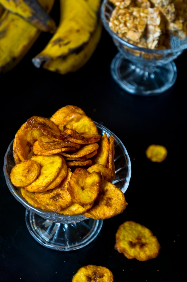 9 Secrets to Extra Crispy Sweet Plantain Chips Every Time