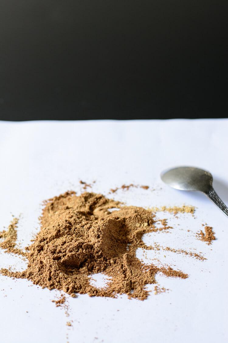 Sweet Ras El Hanout: Moroccan Spice ReMix for Desserts - final mix
