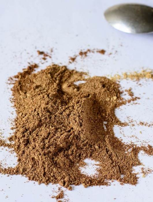 ras el hanout sweet spice mix on a table