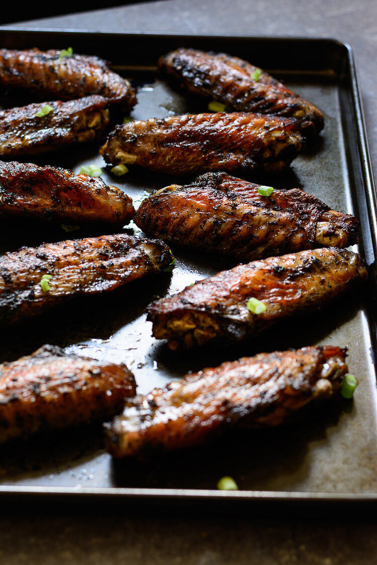 Jerk Turkey Wings
