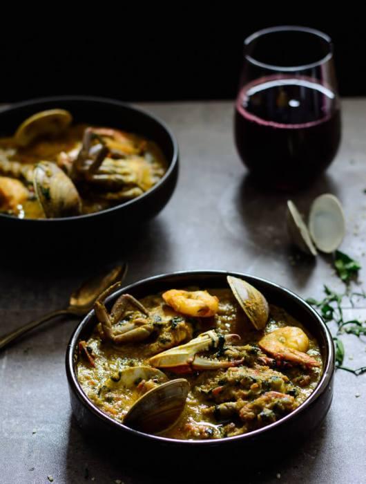 Seafood Beniseed Soup