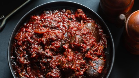 How to Make Ofada Stew (Nigerian Ofada Sauce Recipe)