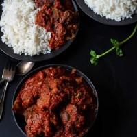 Nigerian Tomato Stew (Nigerian Red Stew)