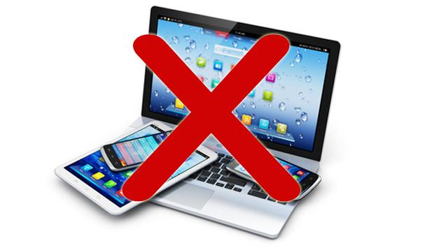 Image result for no technology