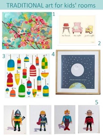 Six Creative Art Ideas For Kids Rooms Yummymummyclub Ca