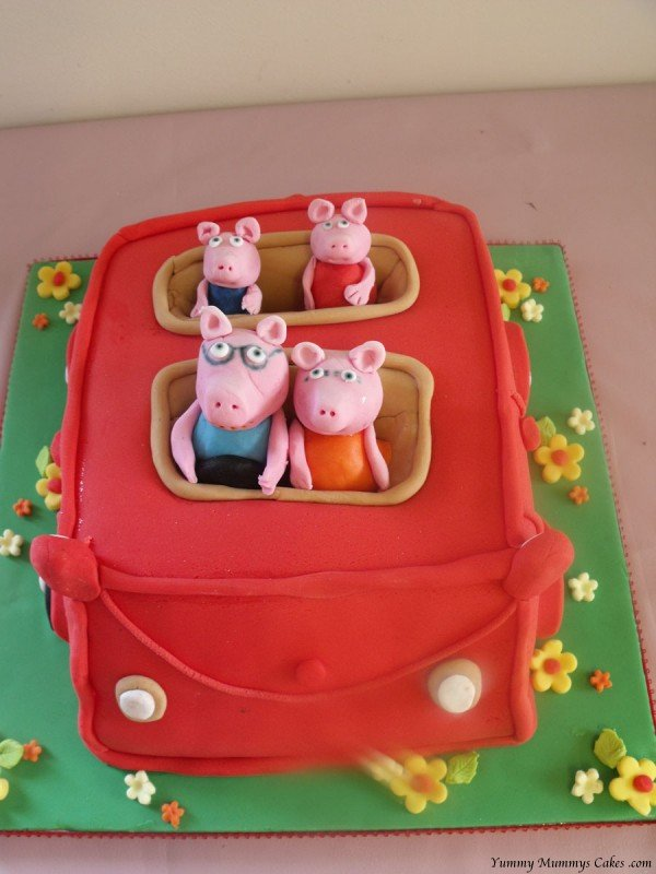 Children S Birthday Cake Yummy Mummys Cakes Cakes For