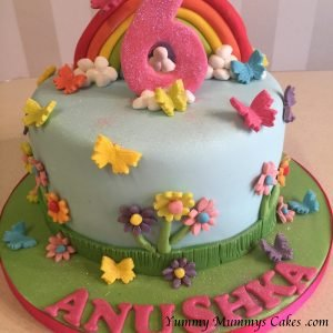Girls Birthday Cake Yummy Mummys Cakes Cakes For All Occasions