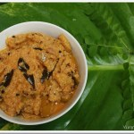 Uppumanga (Salted Mango) Pachadi