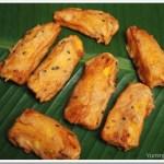 Ethakka Appam / Pazham Pori /Ripe Banana Fritters