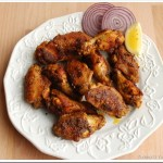 Spicy Chicken Wings Roast – Bachelors' Special