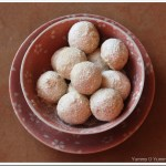 Mexican Wedding Cakes (Snow Balls)