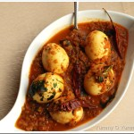 Spicy Egg Curry – Kerala Style