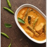 Fish Curry – Trivandrum Style / Thengayaracha Meen Curry