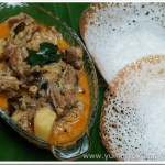 Mutton Curry with Coconut Milk With Video