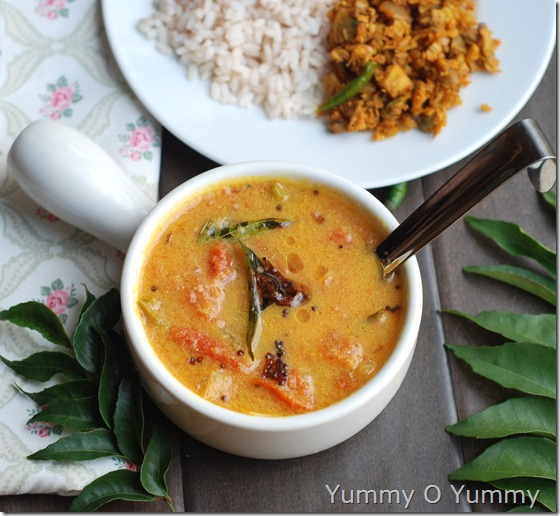 Thakkali curry