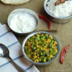 Green beans Paruppu Usili