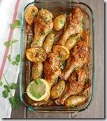 Roasted lemon chicken1