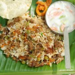 Kerala Beef Biriyani and a Good News :)