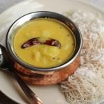 Kerala Potato Curry with Coconut Milk / Urulakizhangu Curry